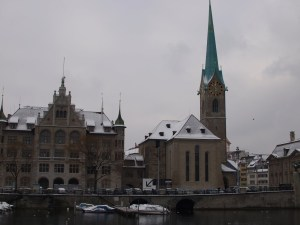 チューリッヒにて3 / #3 in Zurich