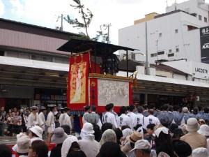 #3 The highlight of Gion festival / 祇園祭の山鉾巡行